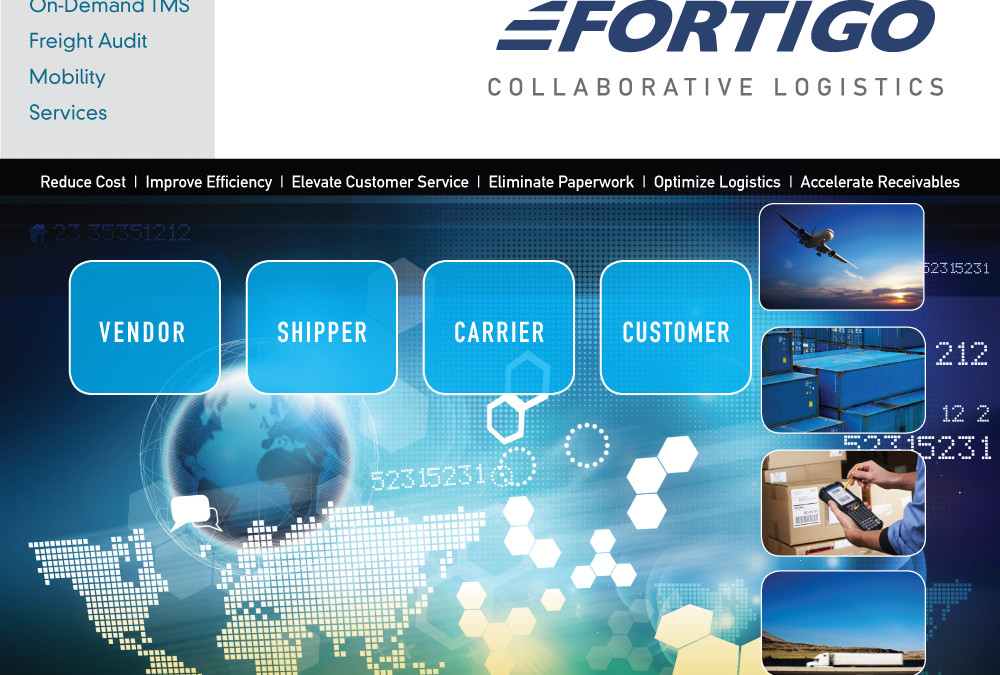 Fortigo Trade Show Backwall
