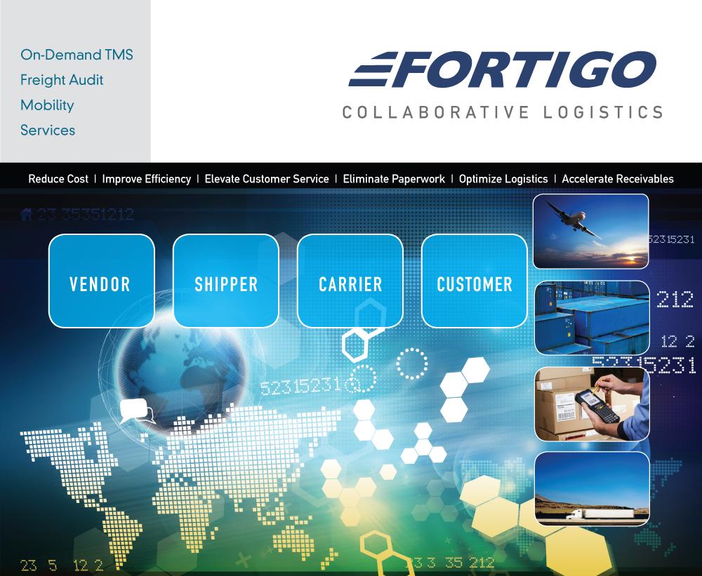 Fortigo Trade Show Backwall