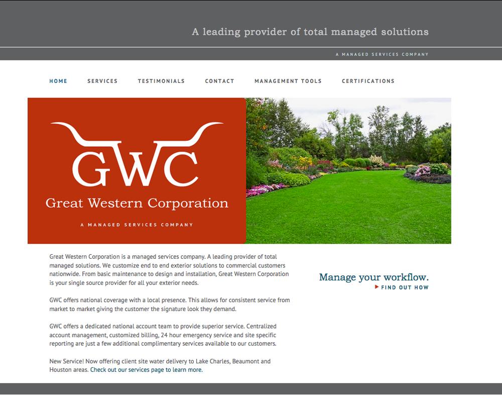 Great Western Corporation